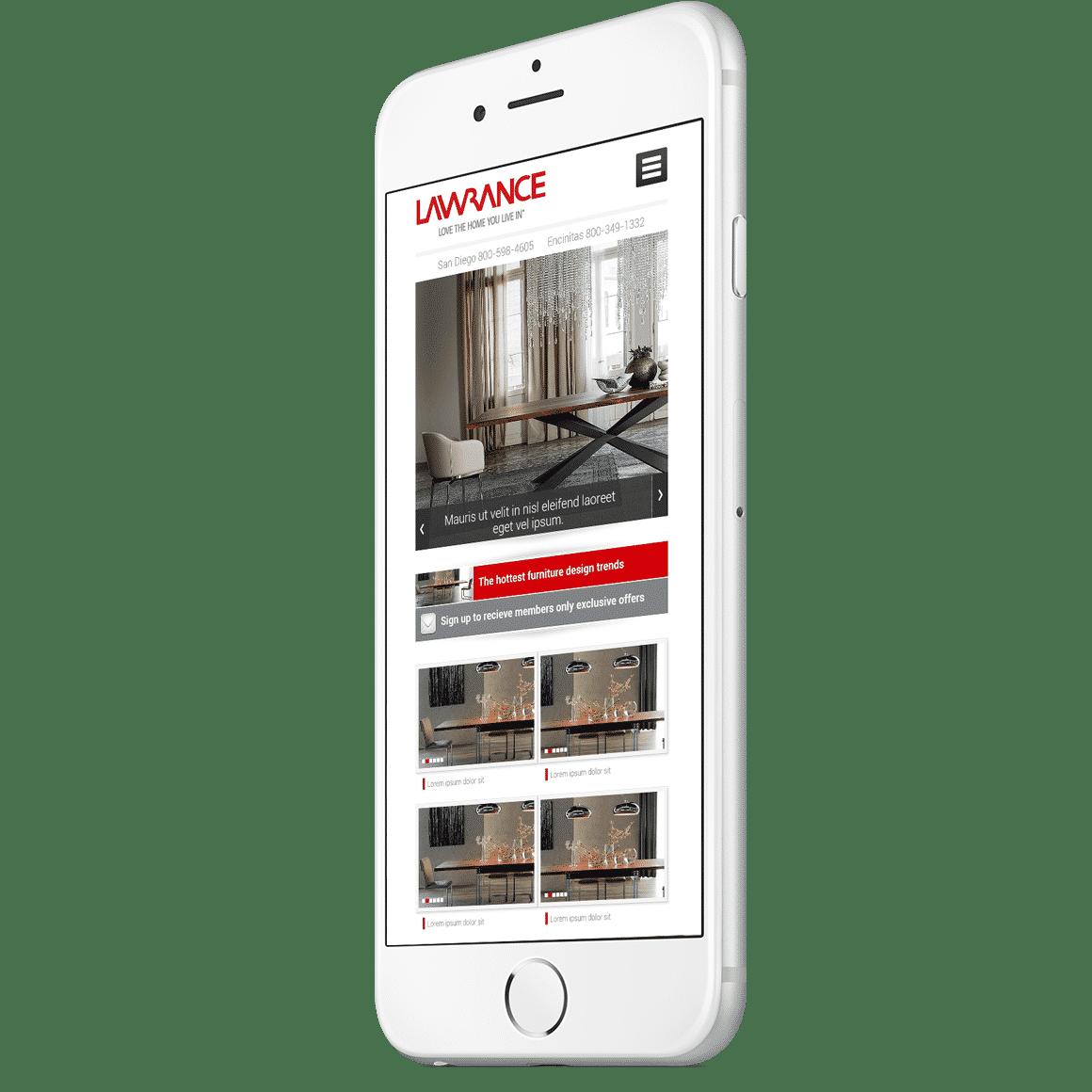 NOYO Mobile / Responsive Web Design